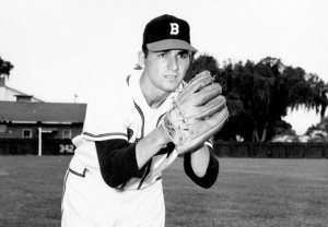 Johnny Antonelli: On leave from the Boston Braves, he dominated the Japanese in two games of their five-game series with the Fort Myer Colonials.
