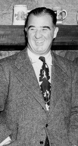 Happy Chandler: Aspired to be U.S. President, instead became Commissioner of Baseball and later president of the International Baseball Congress.