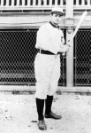Future Hall of Famer led the AL in batting average in 1905 and runs scored in '06.