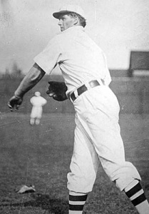 Otto Hess: Naps' only left-handed starter in 1906 finished 20-17 with an ERA of 1.83.