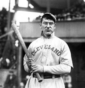 Nap Lajoie: In 1906, Cleveland player-manager was second in AL batting at .355.