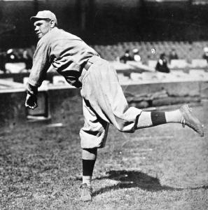 Babe Ruth: began his career as a pitcher who happened to hit well. In today's game the two-way player, a pitcher who also brought a serious bat to the lineup, would be considered an innovation.
