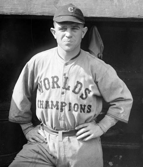 took over after the death of Ray Chapman and blossomed in 1921 as one of the best shortstops in the game, on the way to a Hall of Fame career.