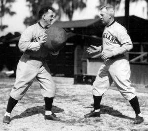 Steve O&#039;Neill and Tris Speaker