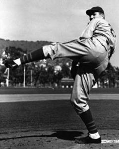 "Dizzy Dean: commenting on an actor who, slated to portray him in a movie, suffered a mental breakdown: ""He's only been me for two days, and already he's nuts!"""