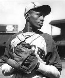 "Satchel Paige: ""What his teammates did not really grasp,"" Larry Tye writes in his biography, ""is that Satchel Paige was an introvert. There are two places to hide if you're shy: off on your own or at the center of a crowd. Satchel did both."""