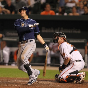 Evan Longoria: In 2011, Rays star posted a batting average under .250, far below the expectations of the team that has him under contract through 2023.