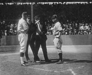 Minneapolis versus St. Paul at Lexington Park, 1926