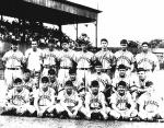 1947 Northwest Georgia Textile League champions.