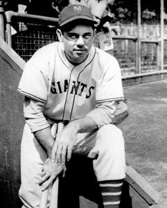 Bill Terry: Led the New York Giants to three pennants and one World Series title in ten years as manager.