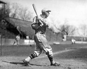 "Bill Terry: National League MVP in 1930 was described by The Sporting News as the ""leading batter in the National League."""