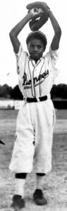 Joe Reliford: Was 12 when he became the youngest pro player in 1952.