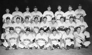 1950 Atlanta Crackers