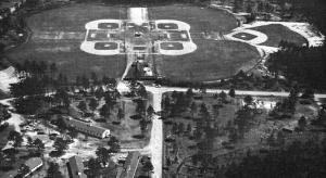 "Waycross' ""Bravesville"": As it appeared circa 1960."