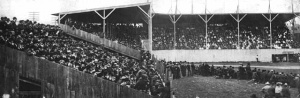 Opening Day at Nicollet Park, 1903