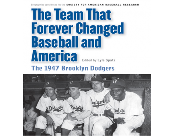 brooklyn dodgers essays society for american baseball research 1947 brooklyn dodgers essays