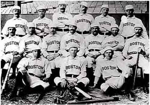 1890 Boston Reds