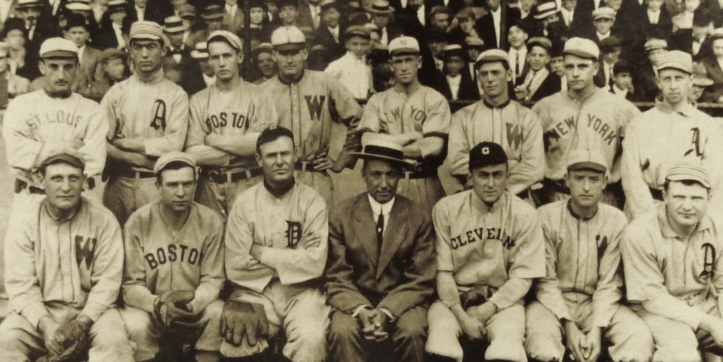 1911 Addie Joss benefit game