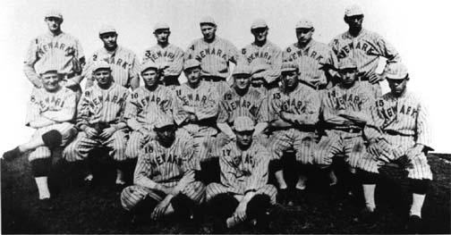 1915 Newark Peppers