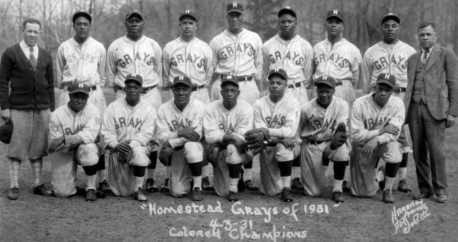 1931 Homestead Grays