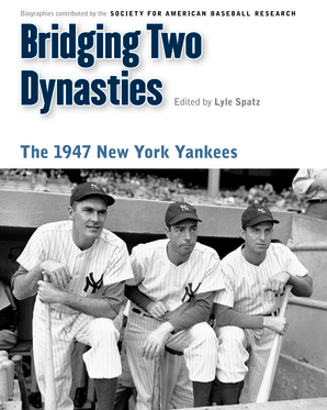 2b685c43 The 1947 season for the New York Yankees was expected to be another step  down in the decline of the franchise. Joe DiMaggio and Joe Gordon had  returned from ...