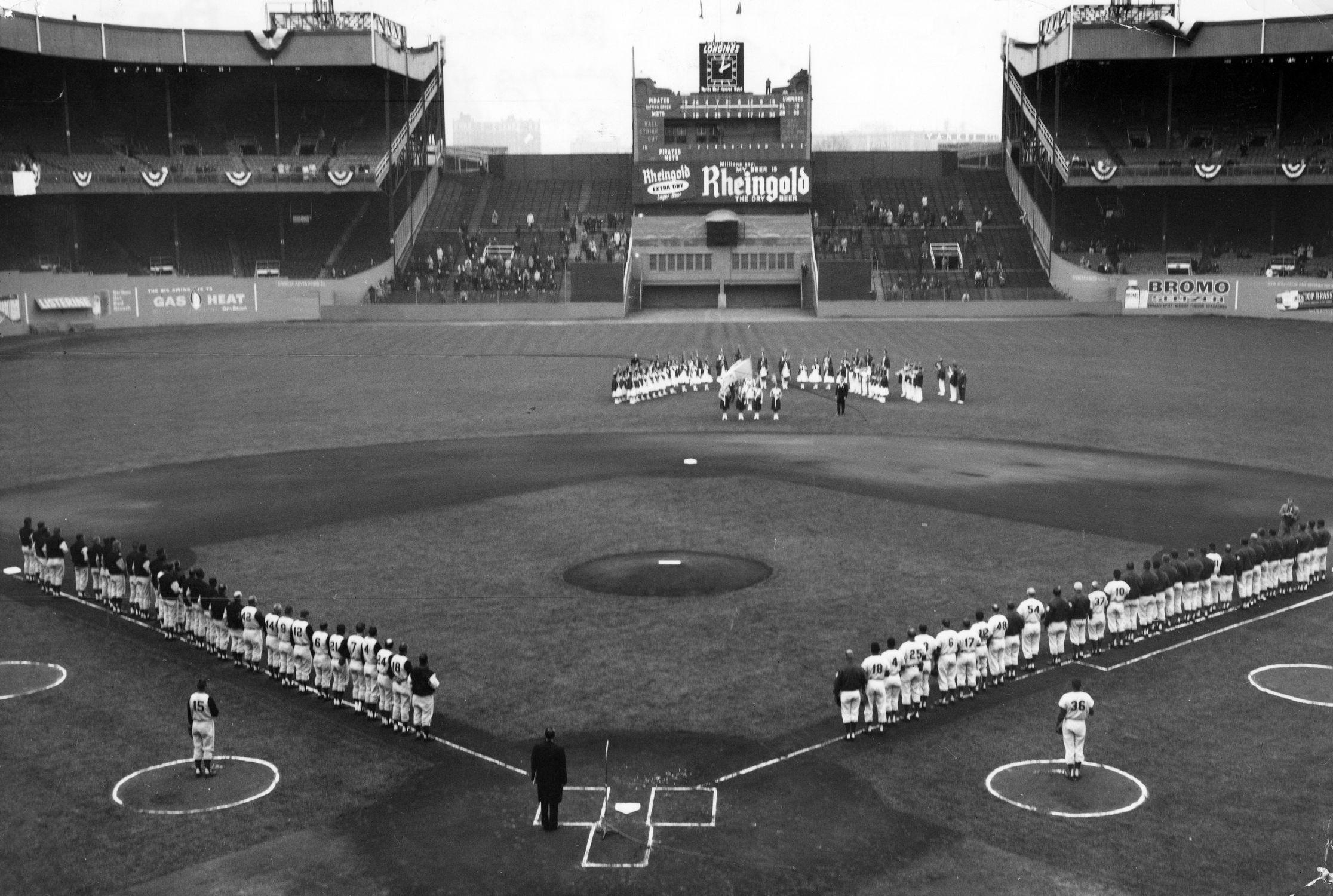 1963 Latin American All-Star Game at the Polo Grounds