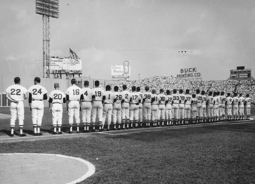 When Defeat Is Not A Loss The 1967 World Series