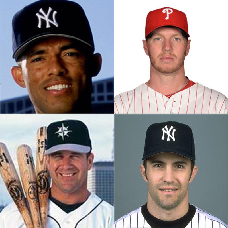 1f204d96c51 Mariano Rivera, Roy Halladay, Edgar Martinez, and Mike Mussina were  announced as the newest inductees to the National Baseball Hall of Fame on  Tuesday, ...