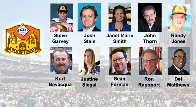 SABR 49 featured speakers