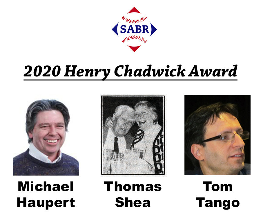 Henry Chadwick Award recipients