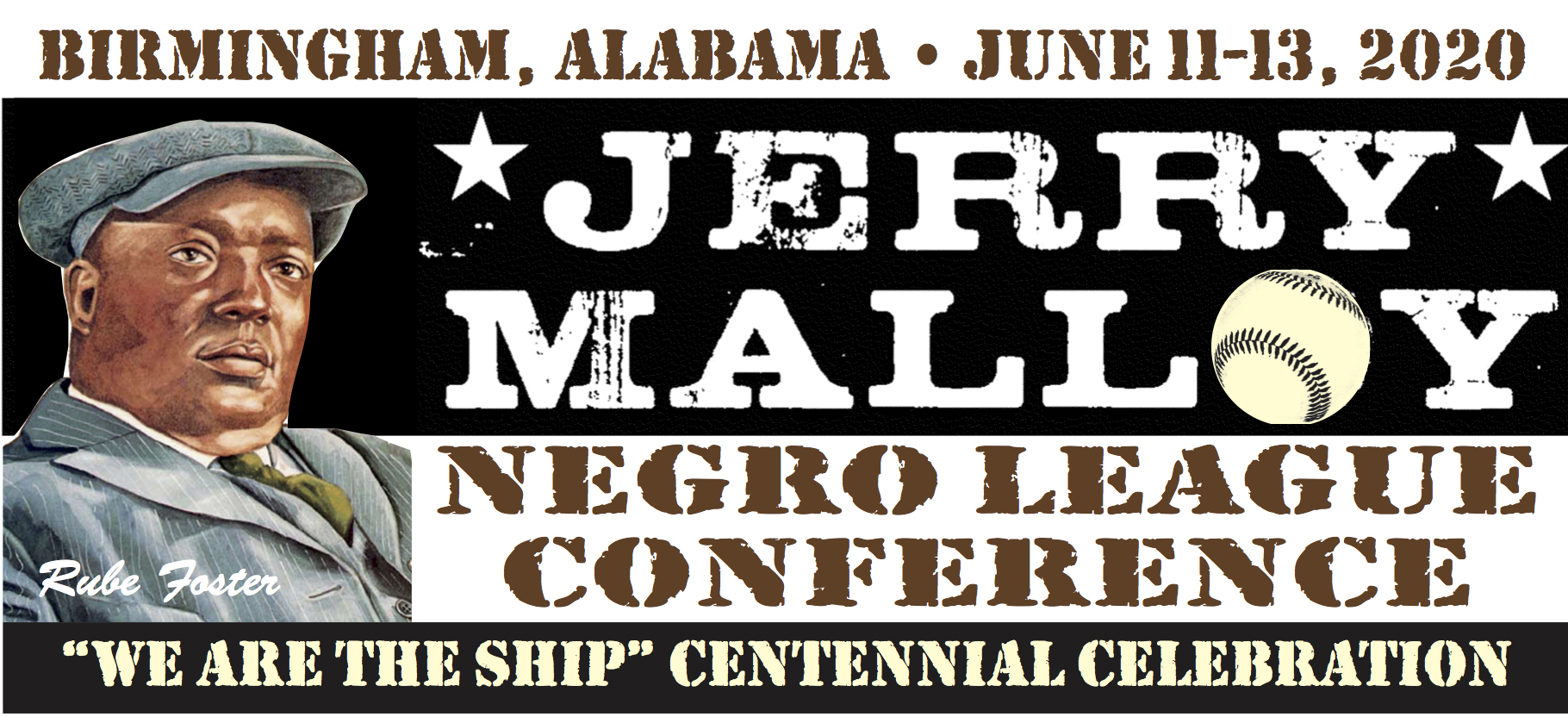2020 SABR Jerry Malloy Negro League Conference