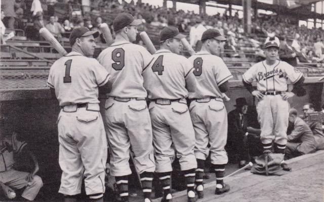 1948 Boston Braves