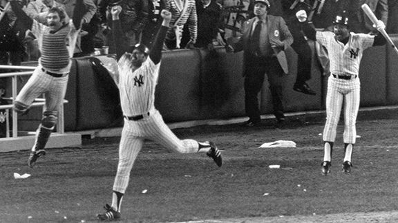 Chris Chambliss hits a pennant-winning home run in the 1976 ALCS (ESPN.com)
