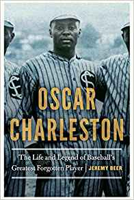 Oscar Charleston book cover