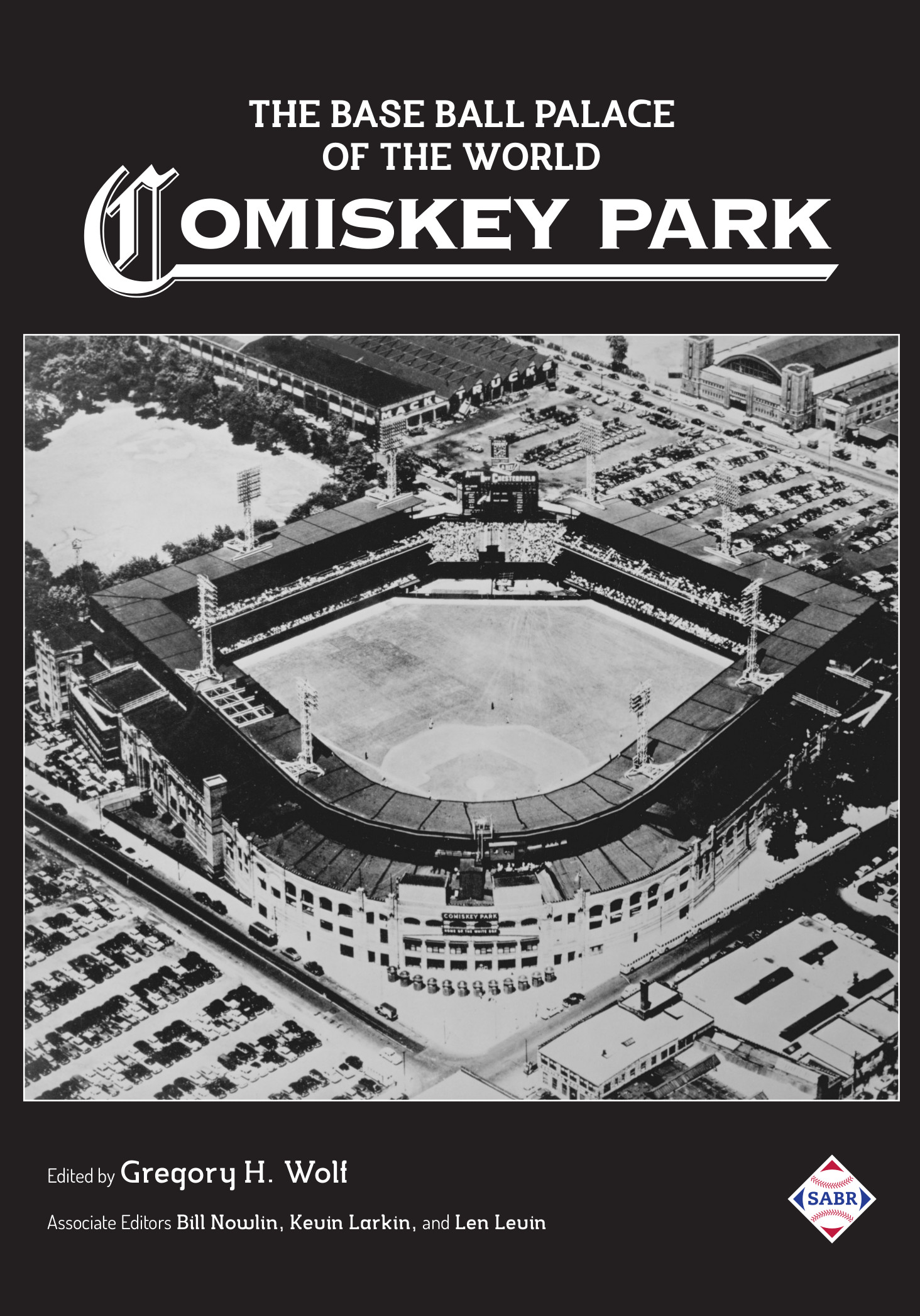 Comiskey Park book cover