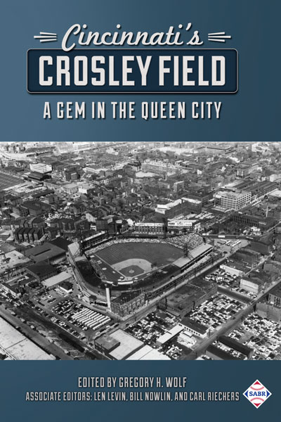 Crosley Field book cover