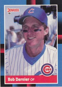 Bob Dernier (TRADING CARD DB)