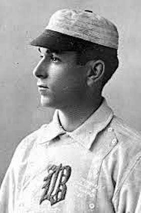 Hugh Duffy (National Baseball Hall of Fame Library)
