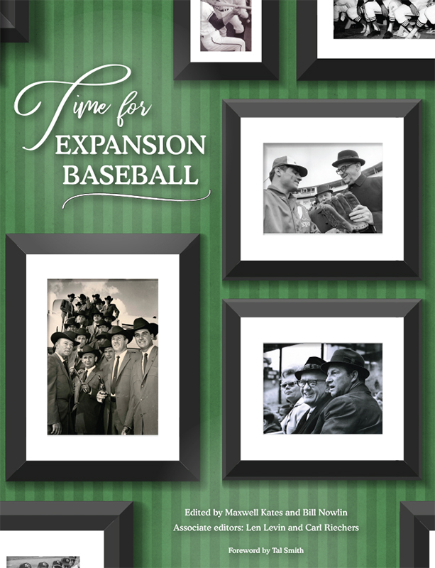 Time for Expansion Baseball book cover