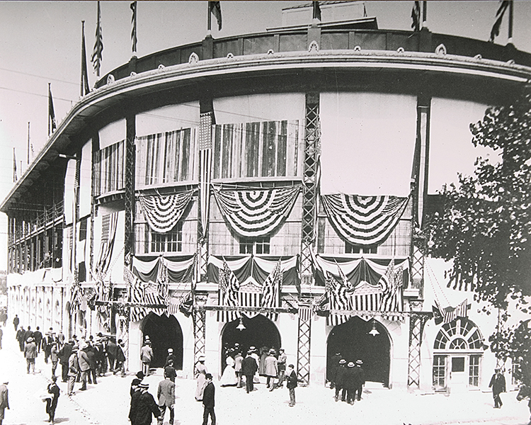 Opening Day, 1909