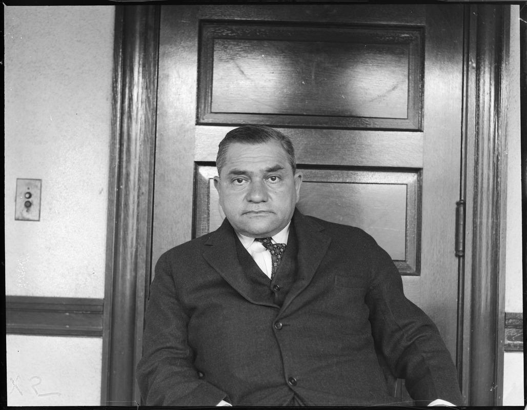 Judge Emil Fuchs
