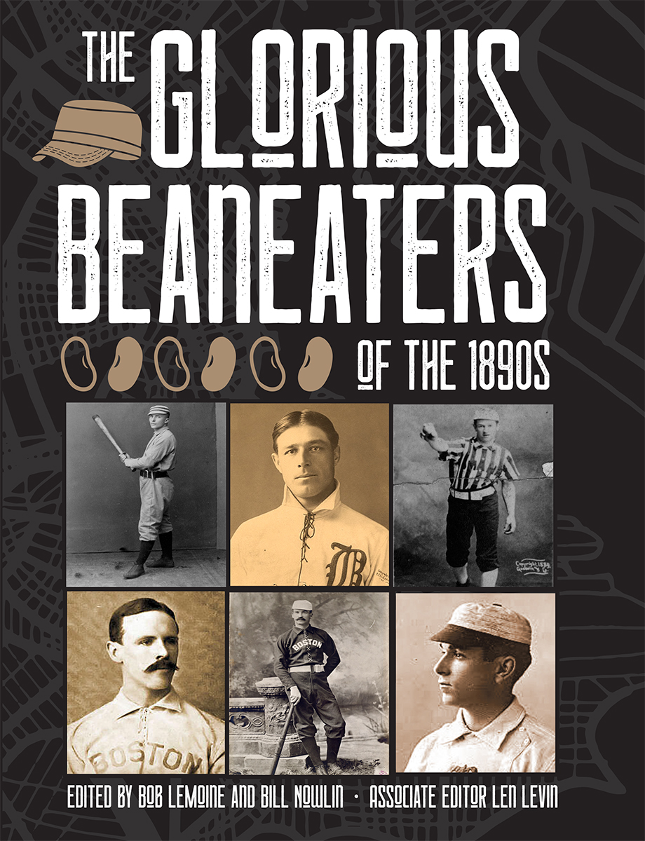 Glorious Beaneaters cover