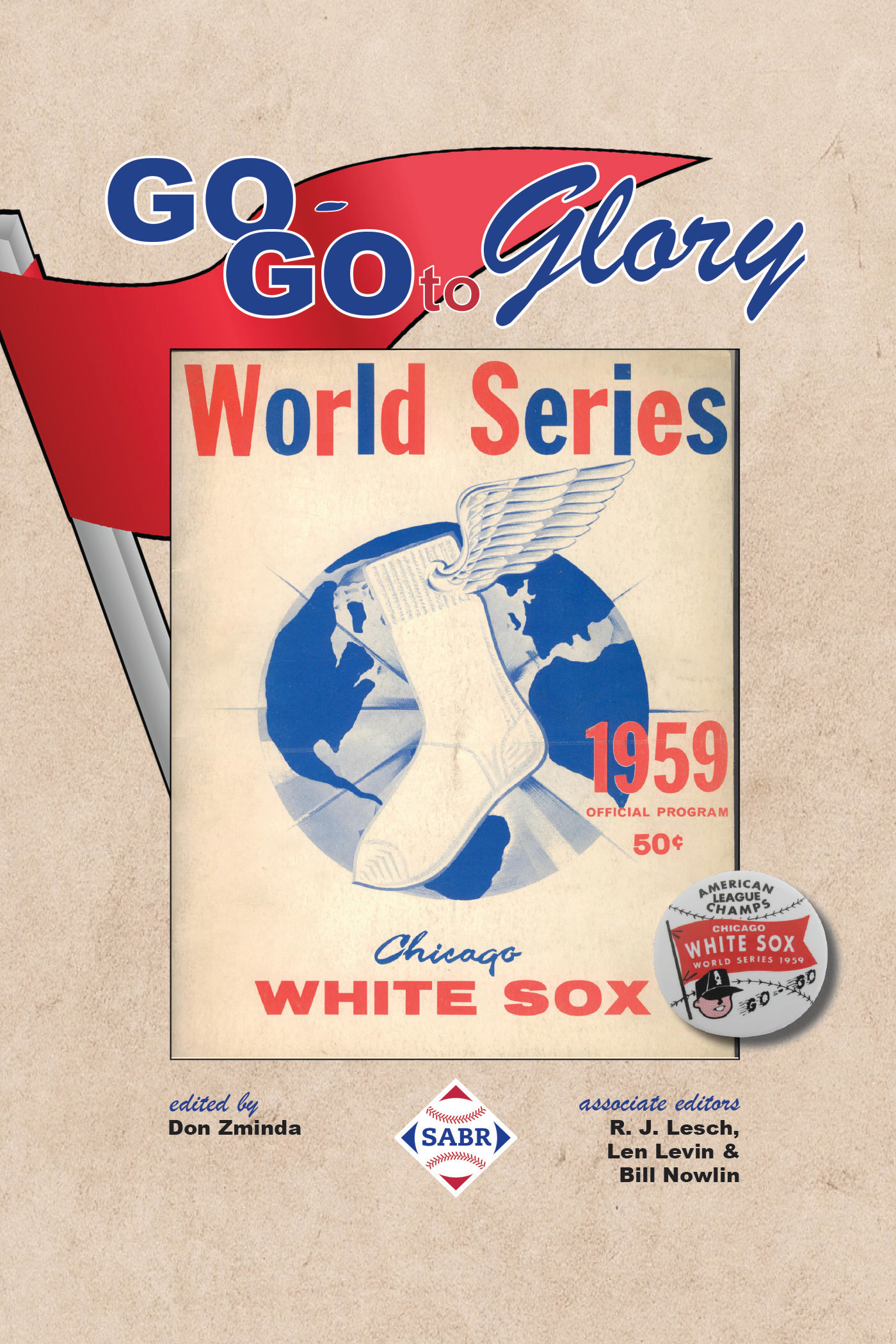 1959 Chicago White Sox book cover