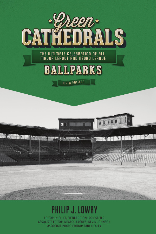 Green Cathedrals book cover