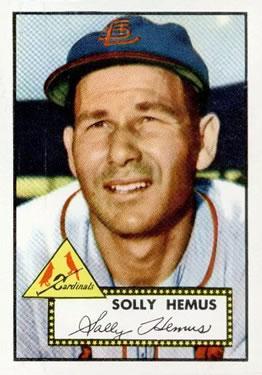 Solly Hemus