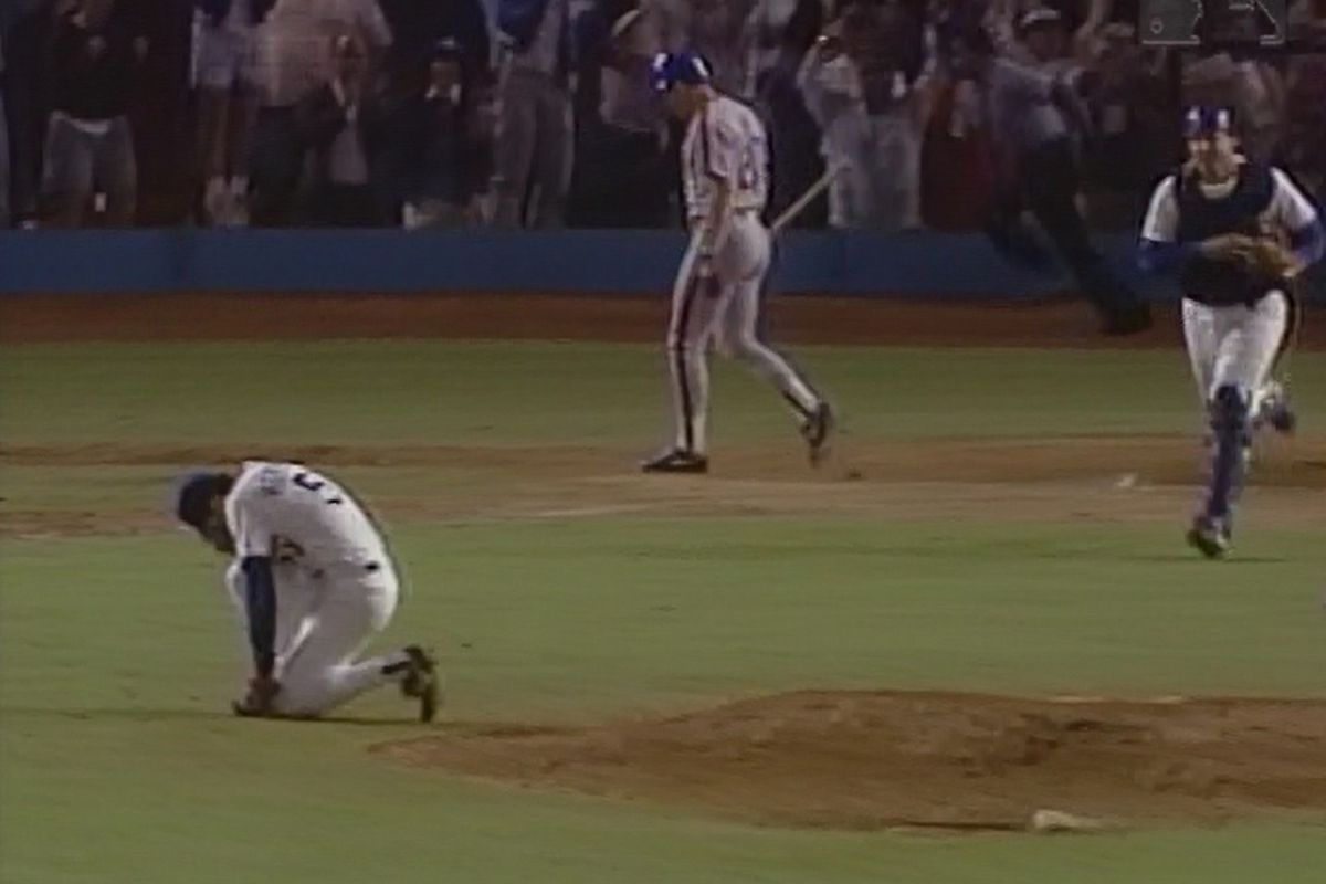 October 12, 1988: Hershiser shutout on two days' rest sends