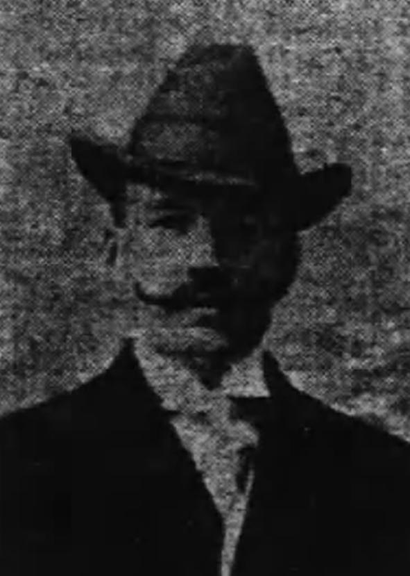 Jack Horner, circa 1910