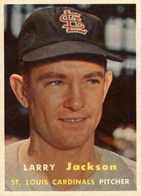Larry Jackson | Society for American Baseball Research