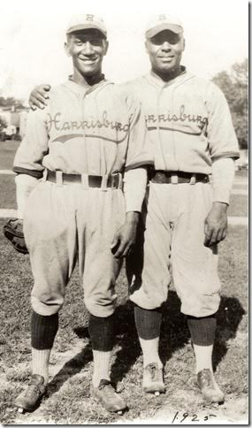 Fats Jenkins and Oscar Charleston