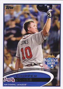 Chipper Jones Society For American Baseball Research